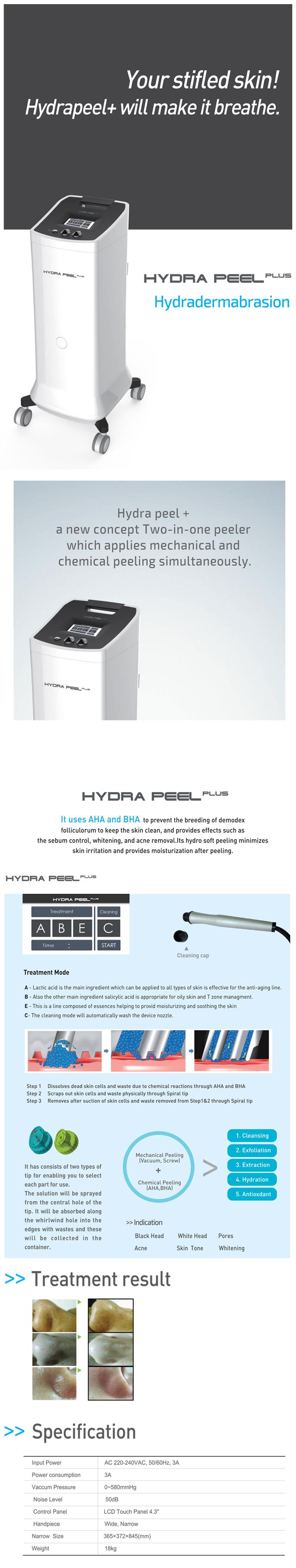 hydrapeel